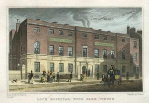 The London Lock Hospital.